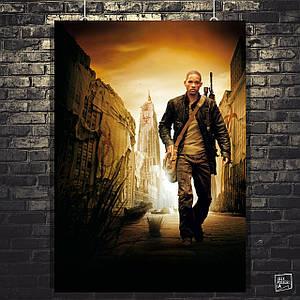 Постер Я - легенда / I am Legend (2007) (60x85см)