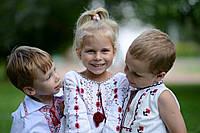 Як вибрати гарну дитячу вишиванку?