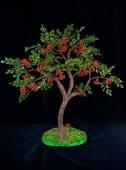 Набор для творчества Бисерное дерево Рябина Danko Toys