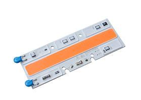 Светодиодный LED фито модуль 30Ватт AC220 для растений