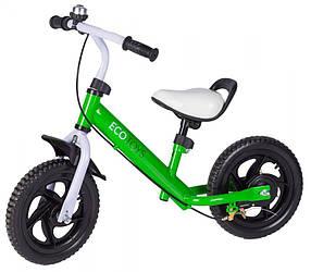 Беговел детский, велобег с тормозом ECOTOYS.