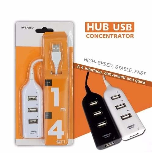 USB HUB hi-speed 4 USB 2.0