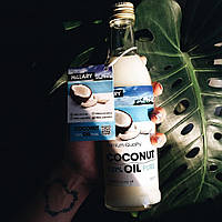 Кокосовое масло рафинированное Hillary Premium Quality Coconut Oil 250мл