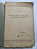 В.Голубев Теория крыла аэроплана конечного размаха. 1931 год, фото 2