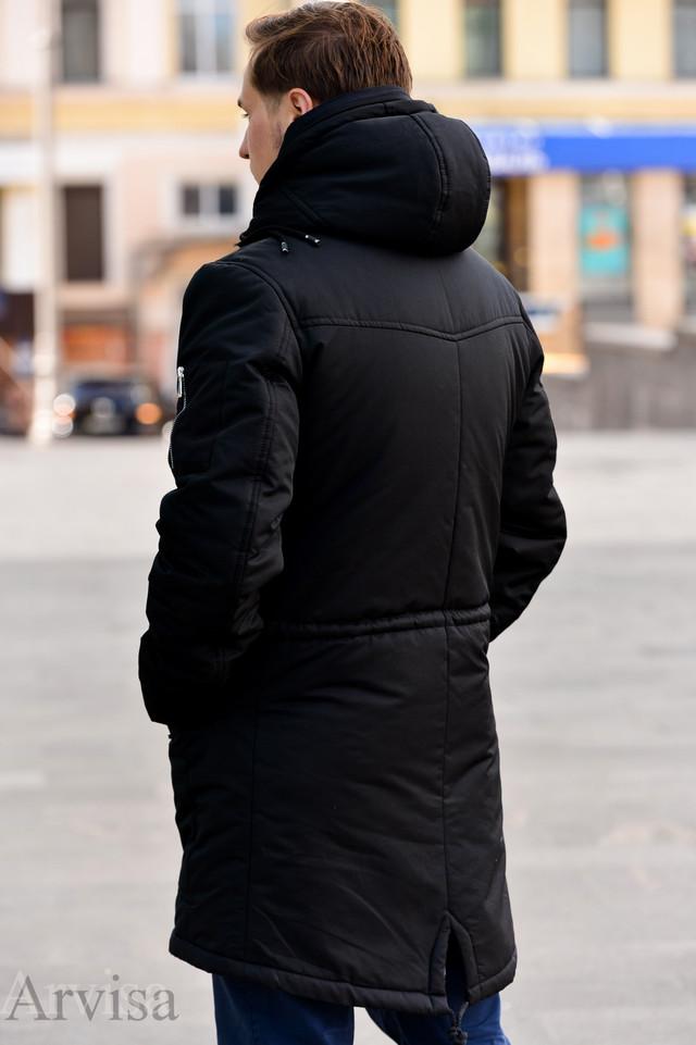 922e61bfdc2 Манжеты с резинкой на рукавах. - Два основных нижних кармана и два  нагрудных