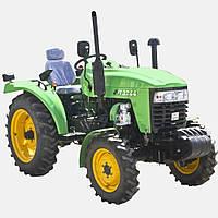 Трактор Jinma JMT 3244 (24л.с., 3 цилиндра, 4х4, гидроусилитель руля) , фото 1