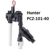 Пусковой комплект для капельного полива Hunter PCZ-101-40