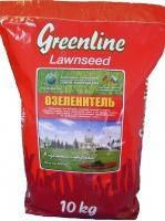 Трава газонная Greenline универсальная - 10кг