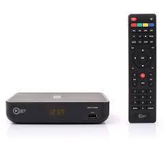 Цифровой эфирный ресивер Odin TV Box DVB-T2 LAN