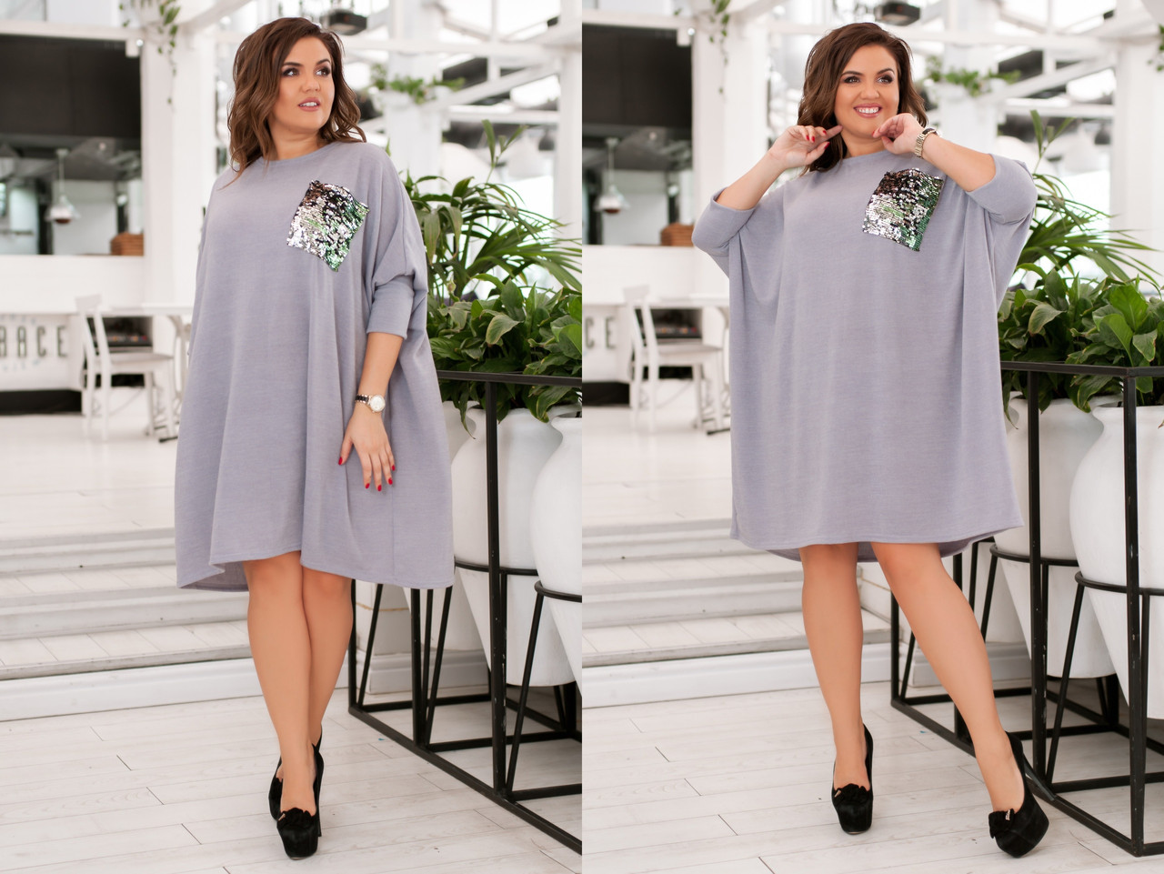 Платье-туника алмо015