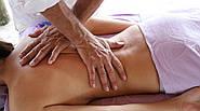 Устранение боли посредством массажа