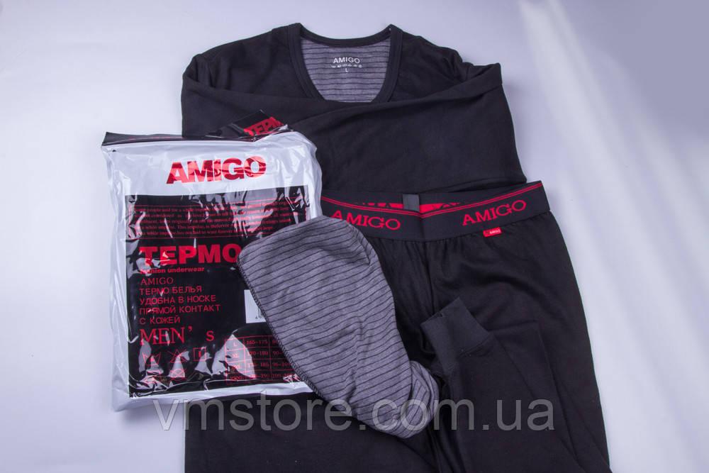 Комплект мужского термо белья  Amigo