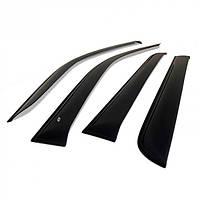 Дефлектори вікон (вітровики), Acura RDX 2007-2012 (Cobra-Tunning)