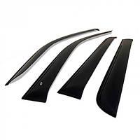 Дефлектори вікон (вітровики), Acura RDX 2013 (Cobra-Tunning)