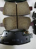 Колодки тормозные задние GtLine, KIA Sportage 2016- QL, 58302d7a70