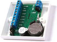 Контроллер Z-5R NET сетевой для системы контроля доступа