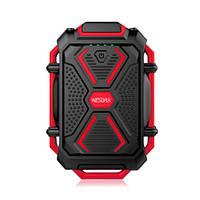 Внешний аккумулятор Power Bank Wesdar S4 10000 mAч - красный