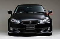 Lexus IS 250Накладка переднего бампера Wald
