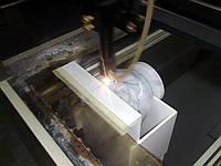 Лазерная гравировка натурального мрамора