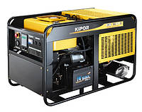 Дизельный генератор Kipor KDЕ16ЕAO3 с автоматическим запуском и отключением