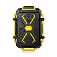 Внешний аккумулятор Power Bank Wesdar S4 10000 mAч - желтый, фото 1