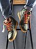 Мужские кроссовки Nike Air Force 1 Duckboot 'Dark Loden' (Найк Аир Форс) зеленые, фото 5