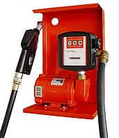 SAG 600 - Топливораздаточная колонка с расходомером 12В для бензина, 12В 45 л/мин