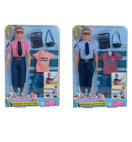 Кукла с нарядом DEFA 8385 Кен