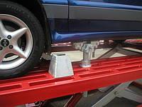 Адаптер для фіксації автомобілів