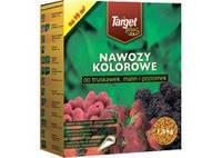 Удобрение для клубники, малины и земляники Target plus, 1,5 кг