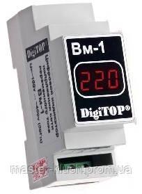 DigiTop Цифровой вольтметр ВМ-1
