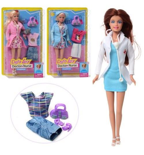 Кукла с нарядом DEFA 8403-BF