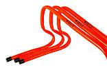 Барьер для бега SECO (30 см), оранжевый, фото 5