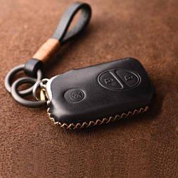 Кожаный чехол для ключа BYD Qin 100,Qin EV450,Yuan,Song,Song EV400,Song Max,Tang 100,F3,F5 Suri,G5,e5 300,G6
