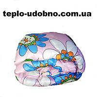 Одеяло двухспальное холлофайбер комбинированное в ассортименте 175/210