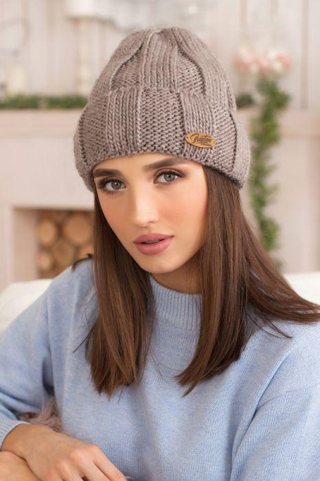 Зимняя женская шапка «Палома»