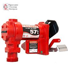 Насос Tuthill Fill-Rite (США) для бензину FR2405, 24В, 60 л/хв.