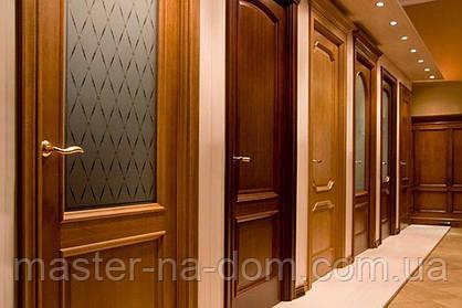 Межкомнатные деревянные двери и другие типы дверей