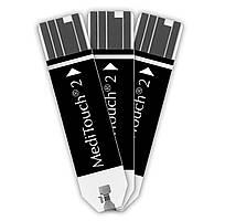 Тест – полоски для глюкометра Medisana MediTouch® 2