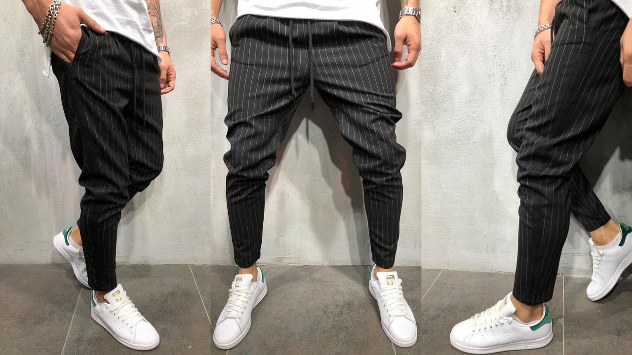 Мужские штаны Джогеры опк1167