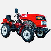 Трактор ДТЗ180 + фреза 1.2м. Блокировка. 18л.с