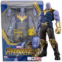 Статуя Infinity Танос Marvel War S.H. Figuarts Thanos