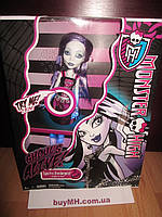 Кукла Monster High Ghoul's Alive! Spectra Vondergeist Спектра Вондергейст Она живая