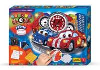 Набор для творчества Mosaic Clock Тачки Danko Toys