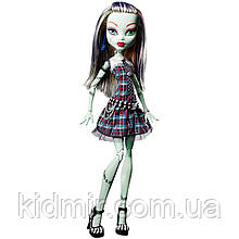 "Кукла Monster High Фрэнки Штейн (Frankie Stein) из серии Frightfully Tall Ghouls 17"" Large  Монстр Хай"