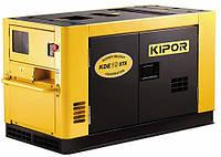 Дизельный генератор Kipor KDЕ19STAO с автоматическим запуском и отключением
