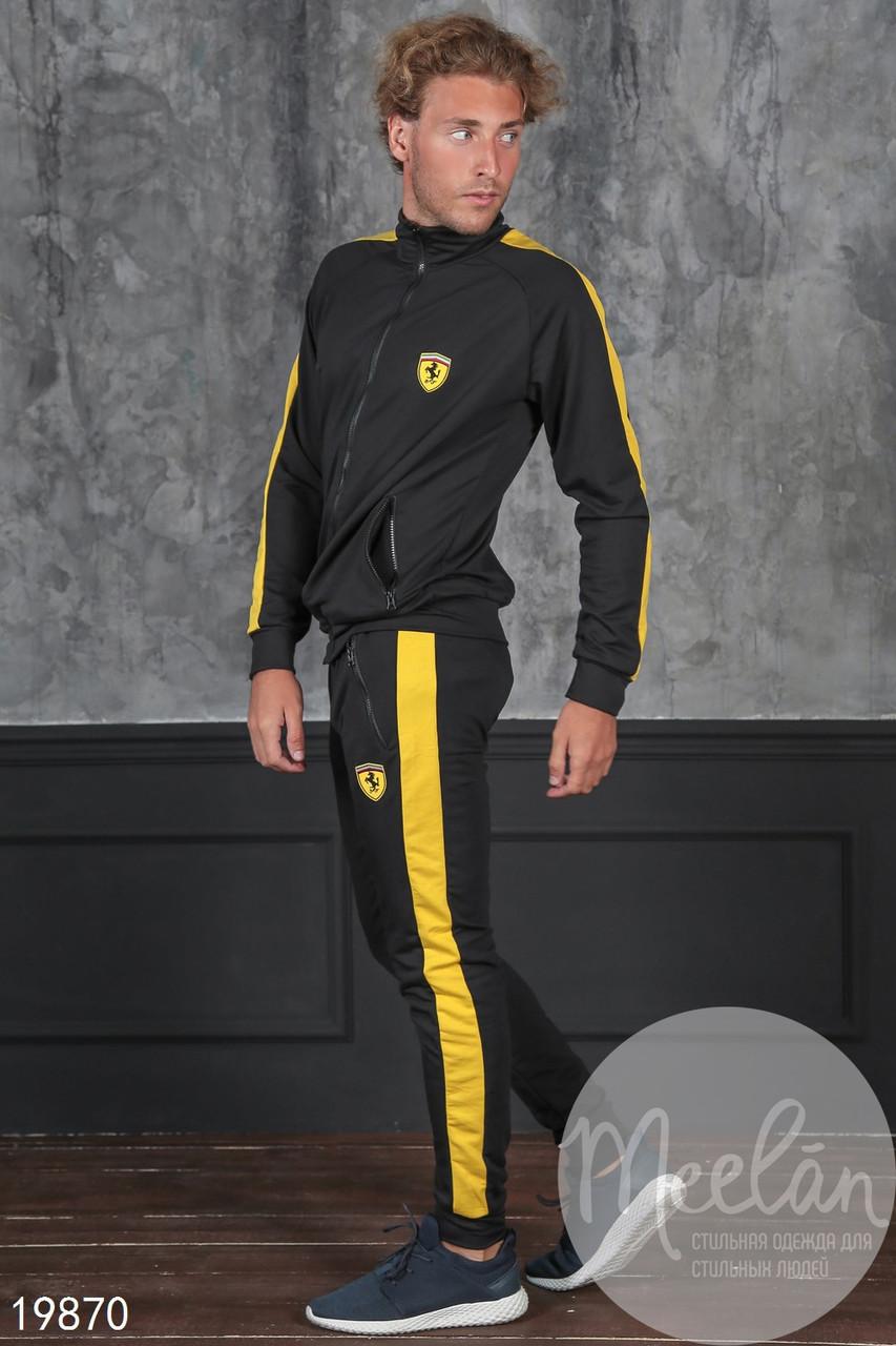 Мужской спортивный костюм опк1159