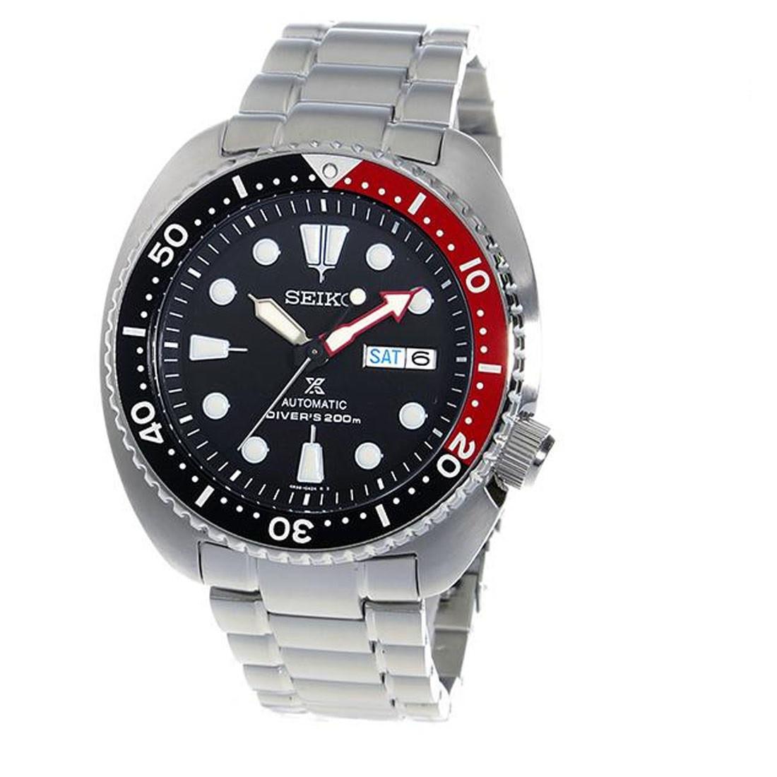 Часы Seiko Prospex SRP789K1 Turtle Automatic Diver's 4R36