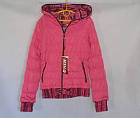 Демисезонная куртка на девочку, фото 1