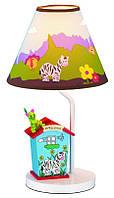 Настольная лампа в детскую комнату